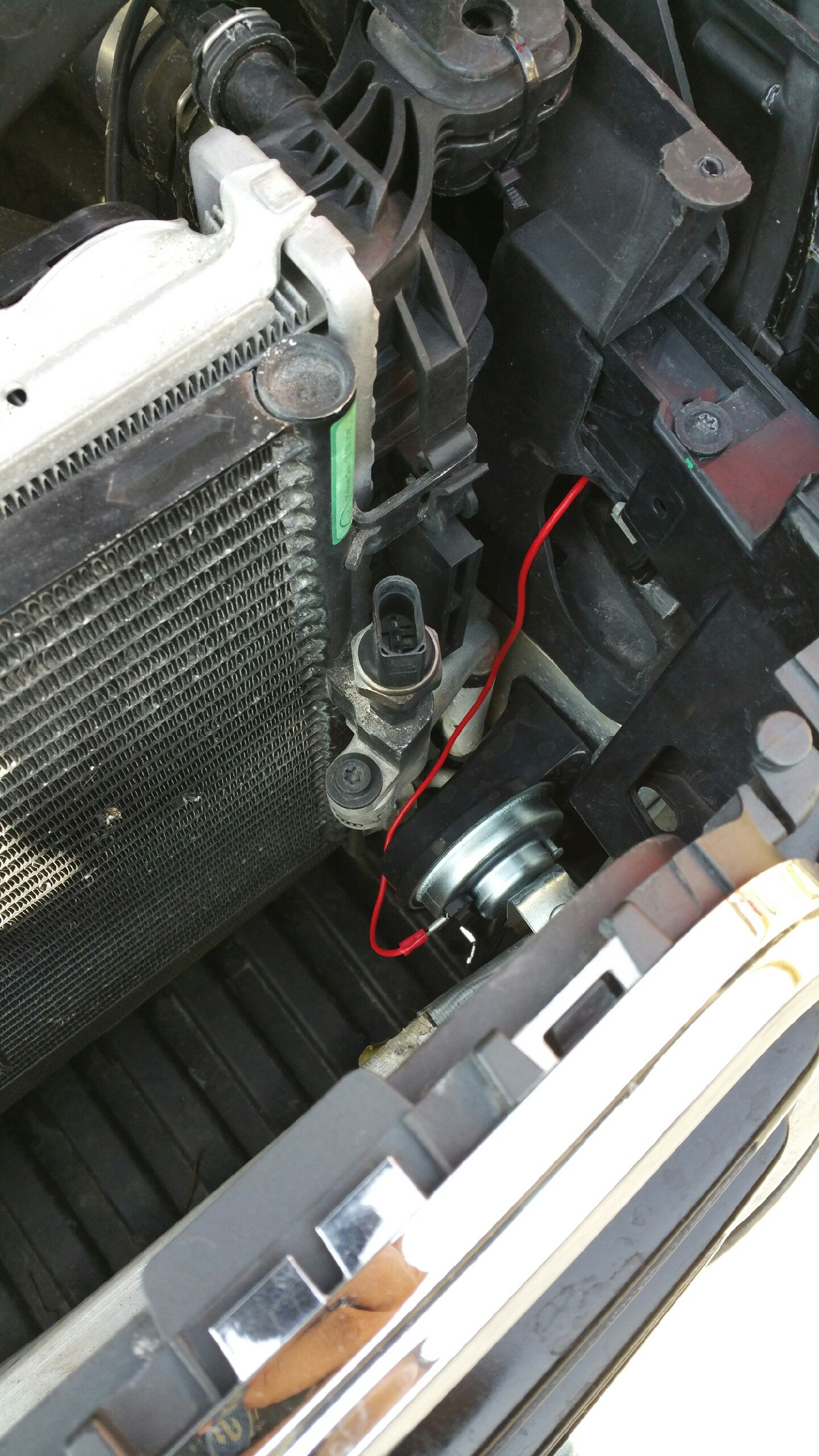 Need help  ac pressure switch wires | Audi A5 Forum & Audi