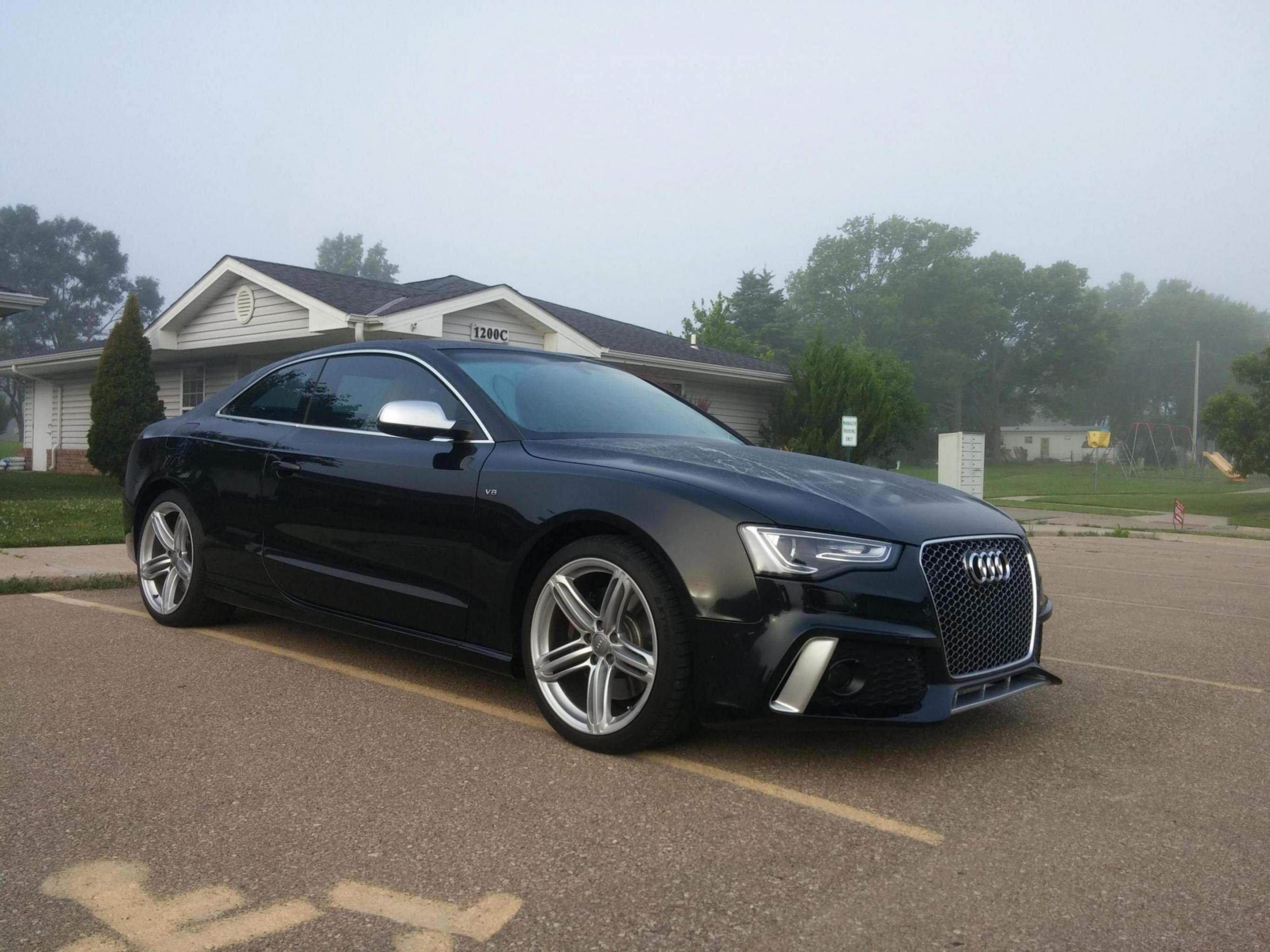 Audi S5 2011 (B8) to 2013 (B8 5) facelift | Audi A5 Forum
