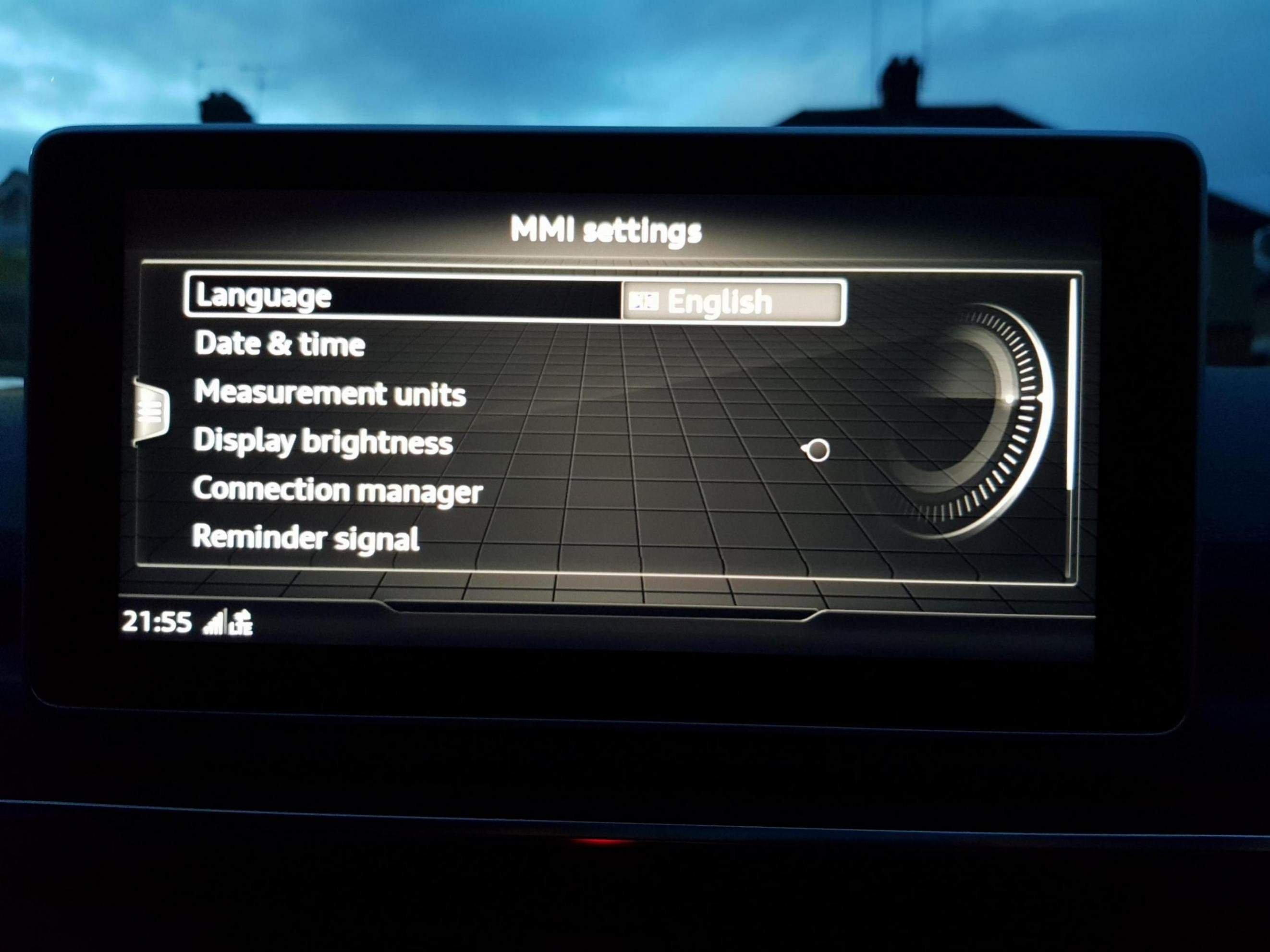 B9 - Update Navigation Maps using Audi Connect | Audi A5 Forum