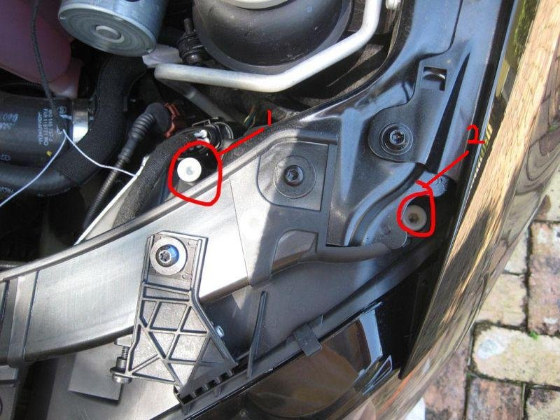 Xenon head light range adjustment -VCDS | Audi A5 Forum