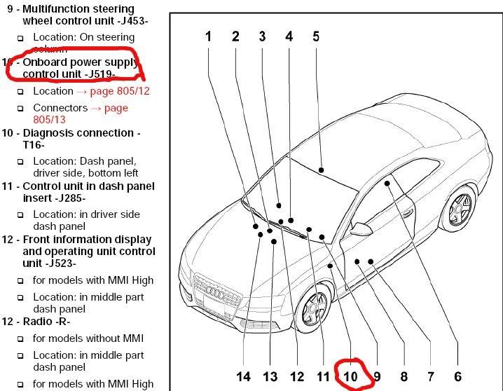 retro fitting oem bi-xenon led drl headlights   Audi A5 Forum & Audi