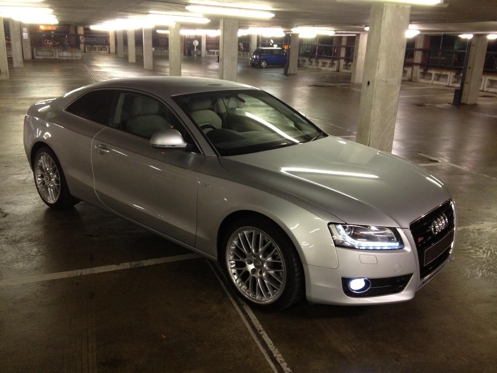 Audi A5 19 Speedline Alloys Audi A5 Forum Audi S5 Forum