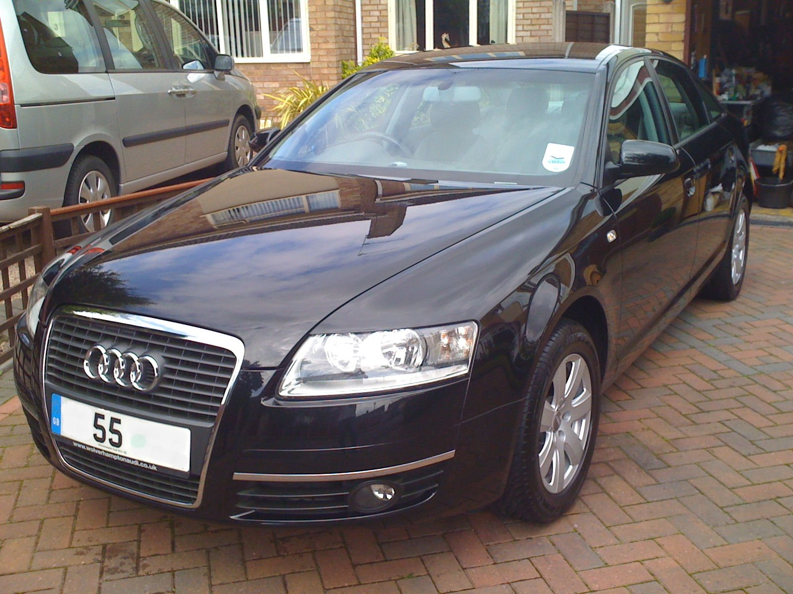 Click image for larger version name audi a6 fr jpg views 6510 size