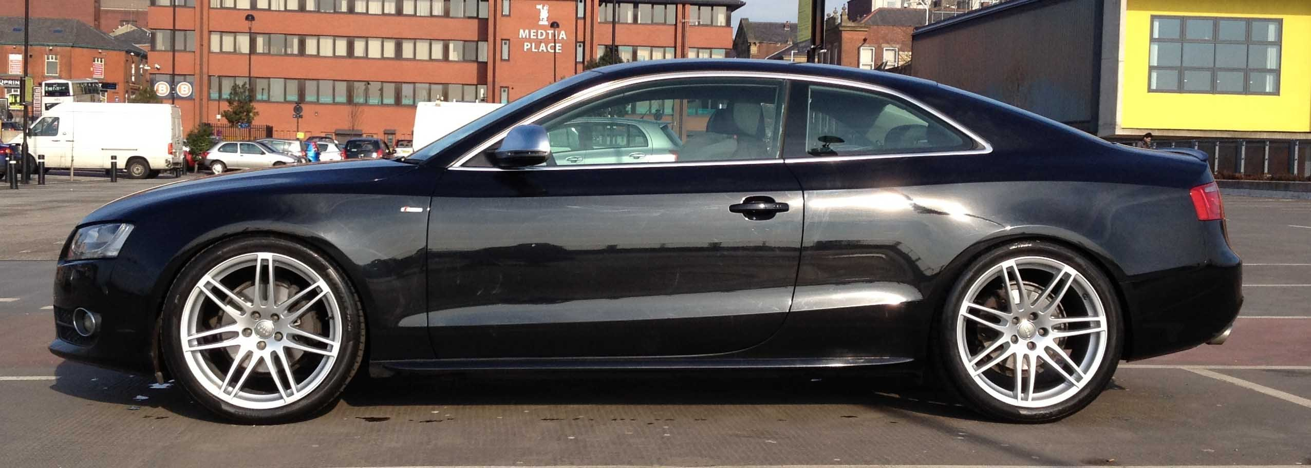 Post Your Wheels 19s Or 20s Pics Only Audi A5 Forum Audi S5 Forum