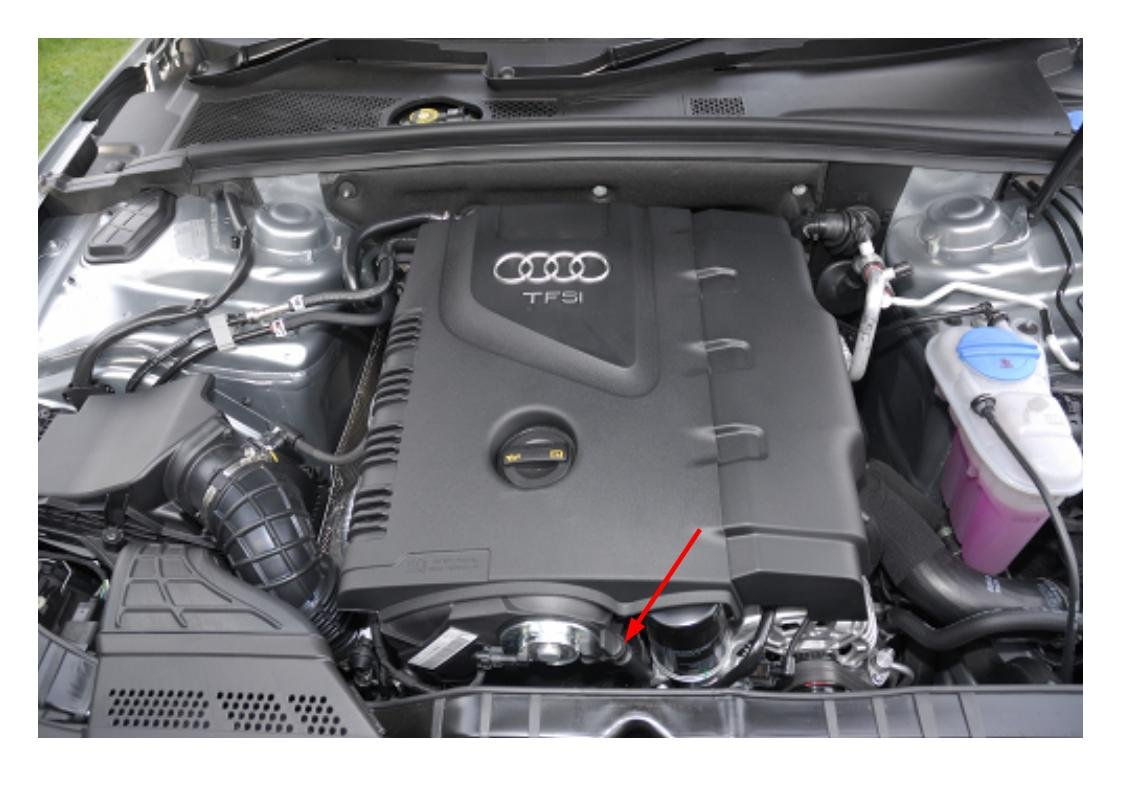 How long to find a dipstick!! - Audi A5 Forum & Audi S5 Forum