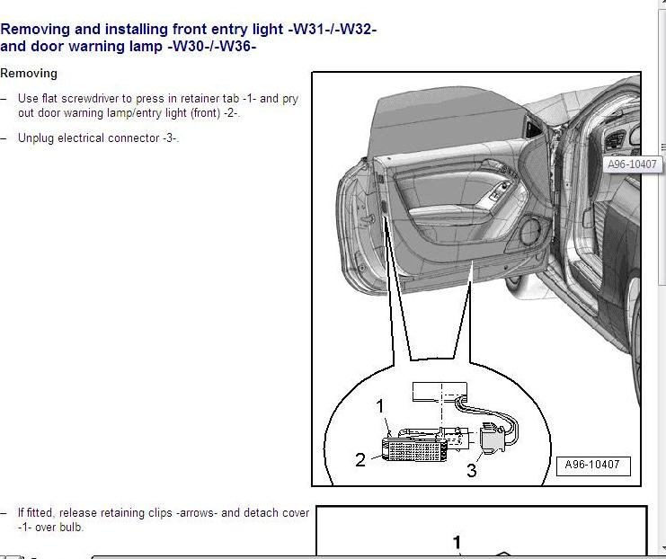 And now for my next mod door handle illumination audi a5 forum click image for larger version name front lamp 2g views 1741 size asfbconference2016 Images