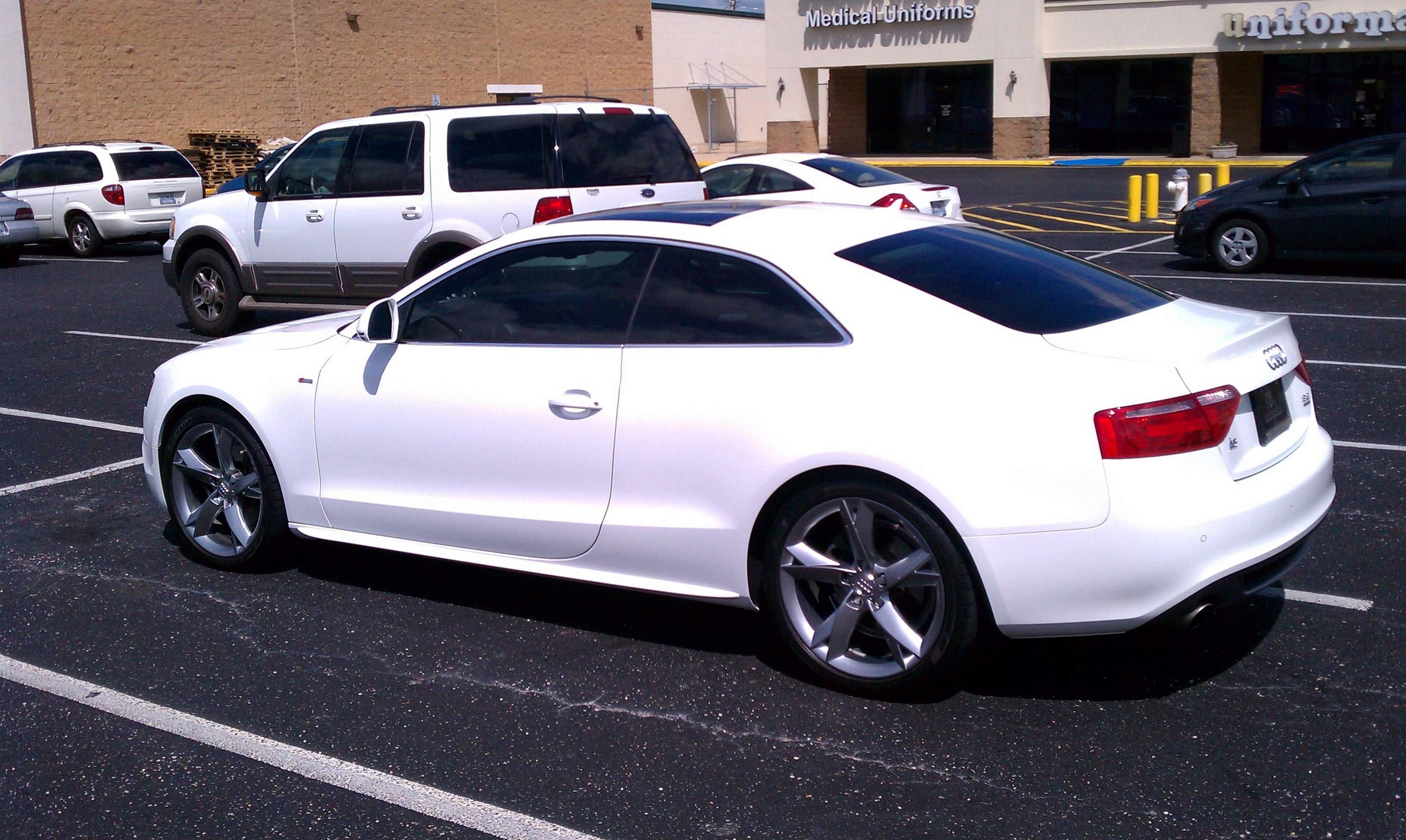 20 inch wheels - Audi A5 Forum & Audi S5 Forum