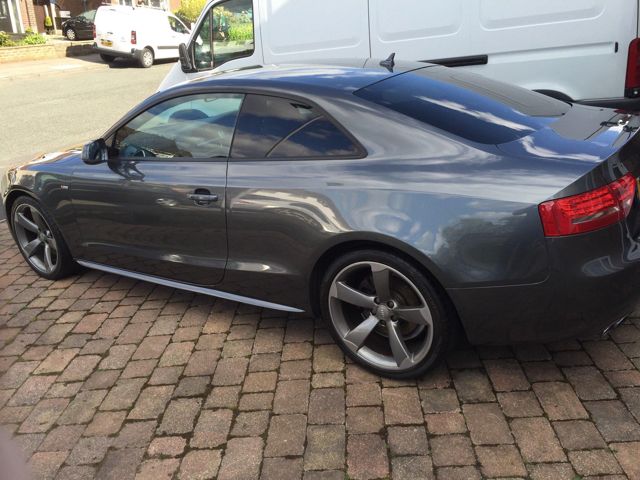 New car, new toy, MMI update, hacks etc    | Audi A5 Forum & Audi S5