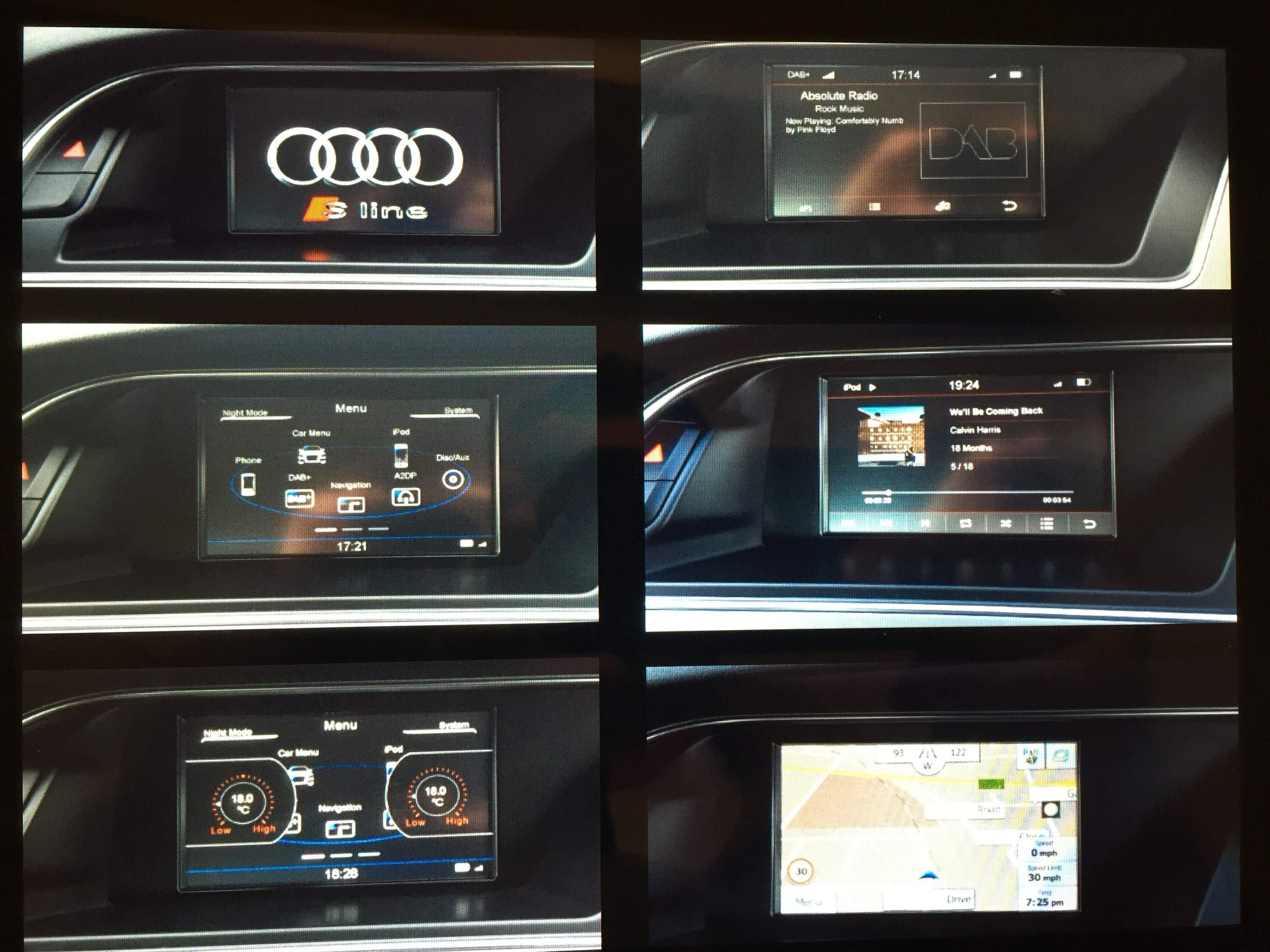 Dynavi N6 A5 fitted | Audi A5 Forum & Audi S5 Forum