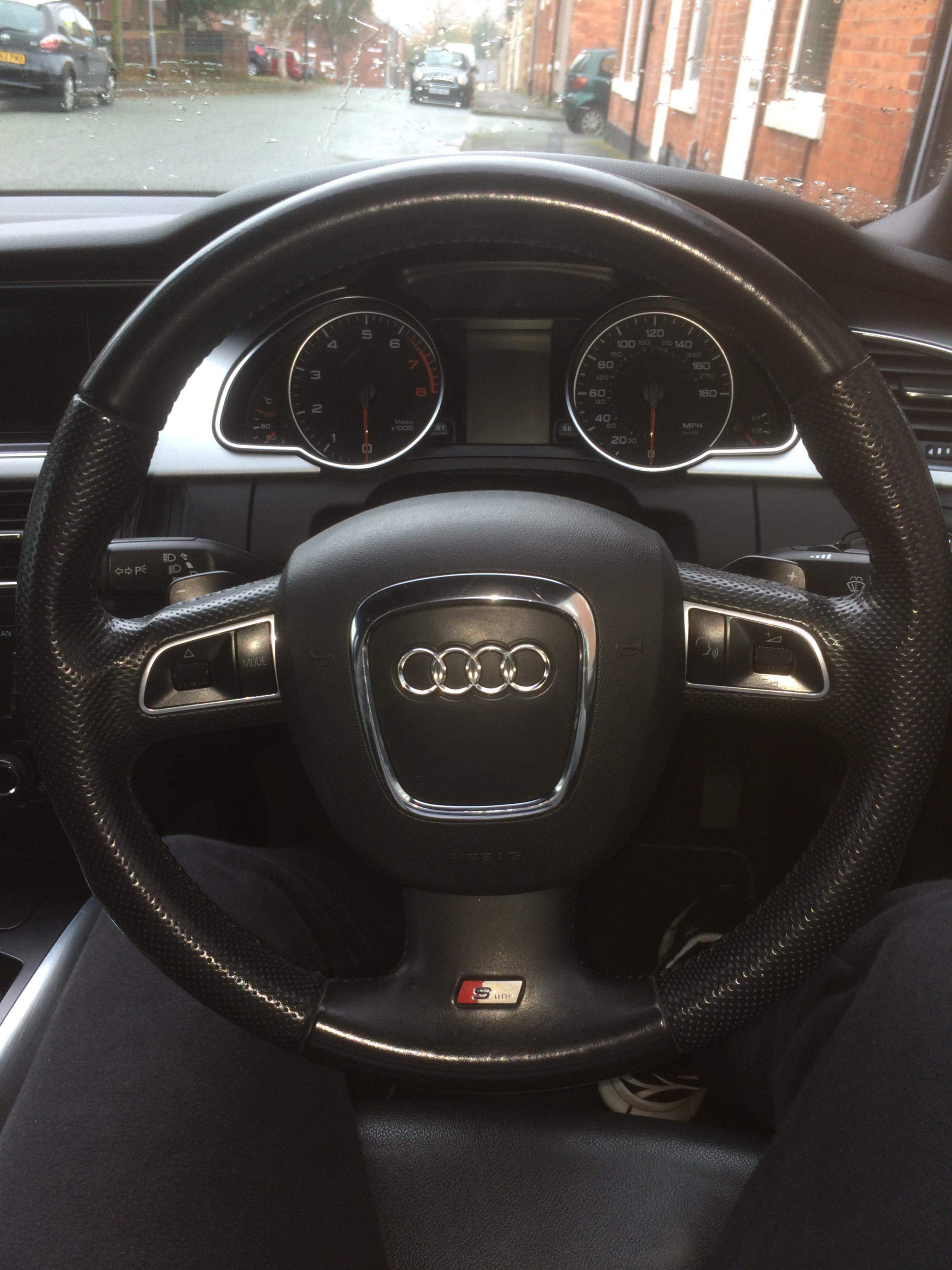 Flat Bottom Steering Wheel Change Help Audi A5 Forum Audi S5 Forum