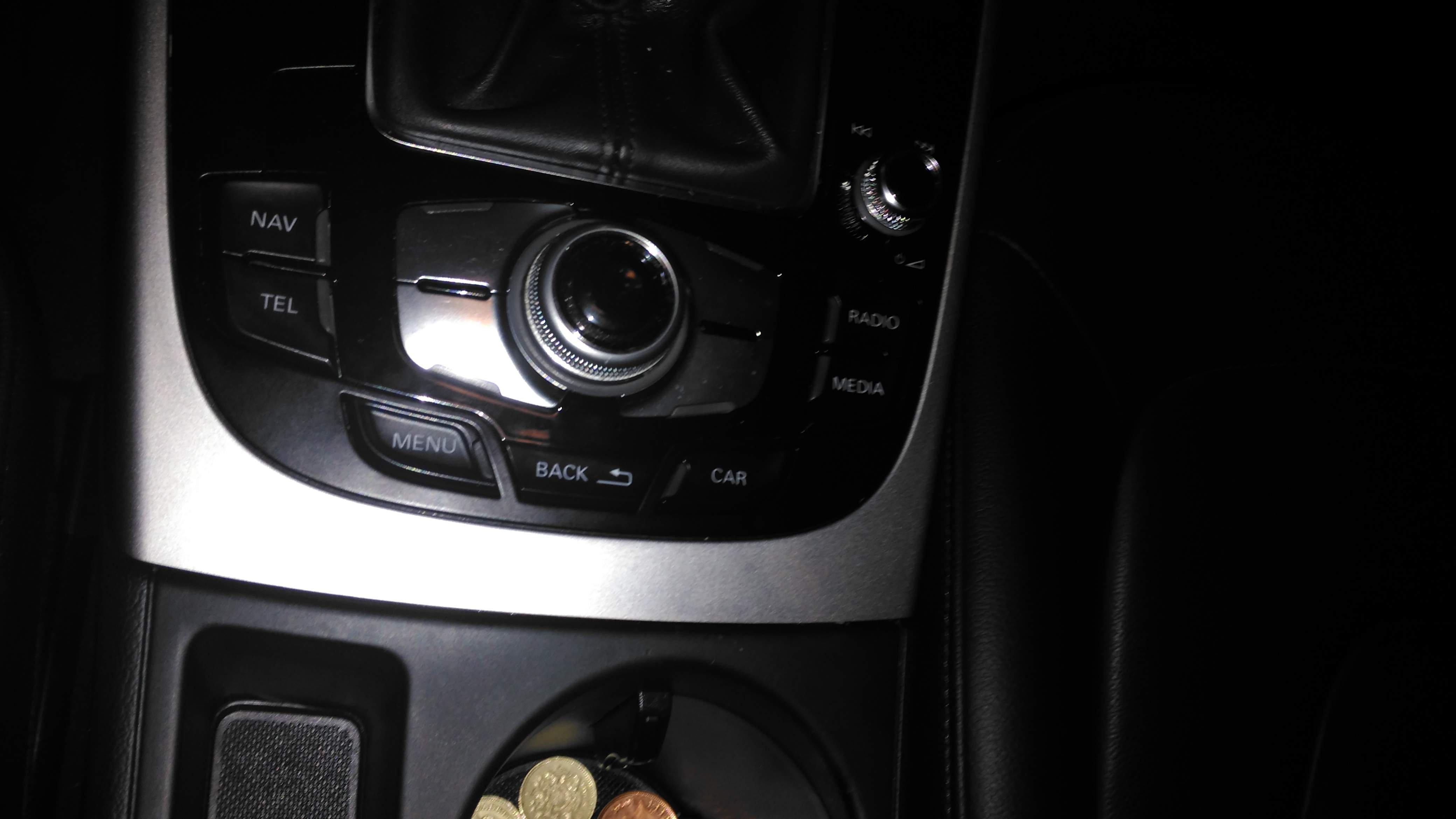 Secret MMI Screen, no setup button! | Audi A5 Forum & Audi