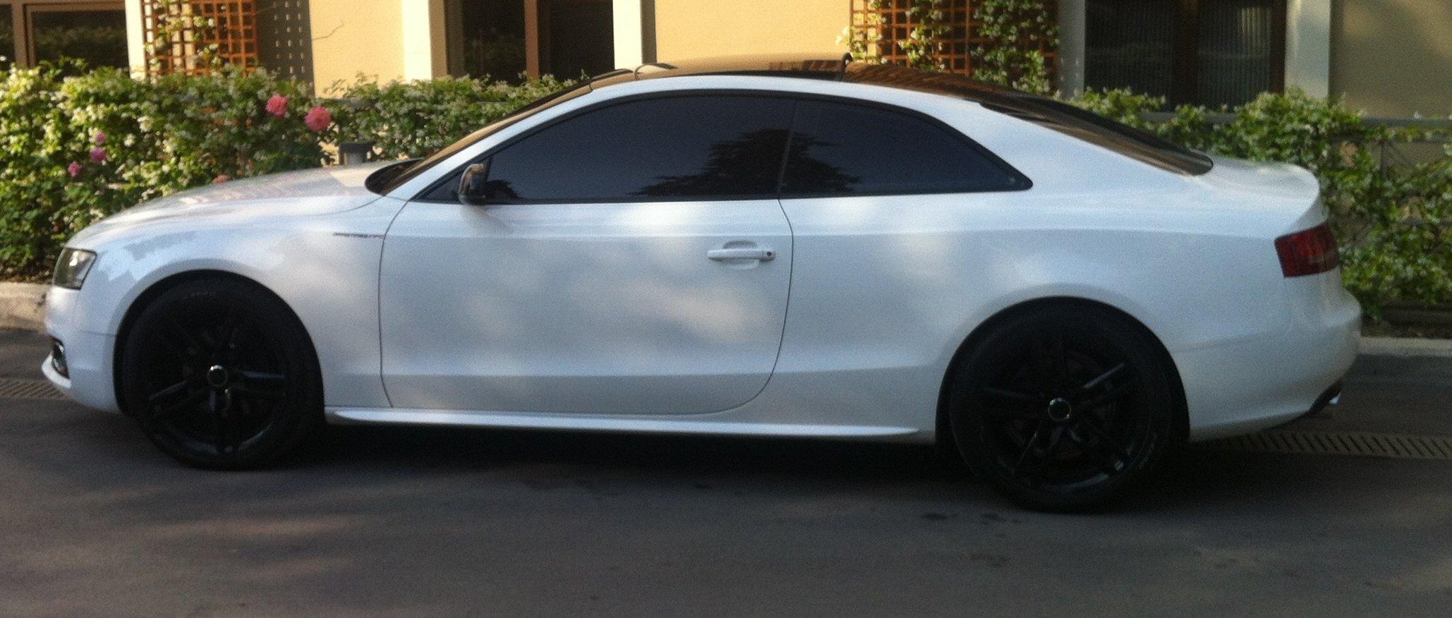 2011 Audi A5 Black Line Edition Audi A5 Forum Audi S5 Forum