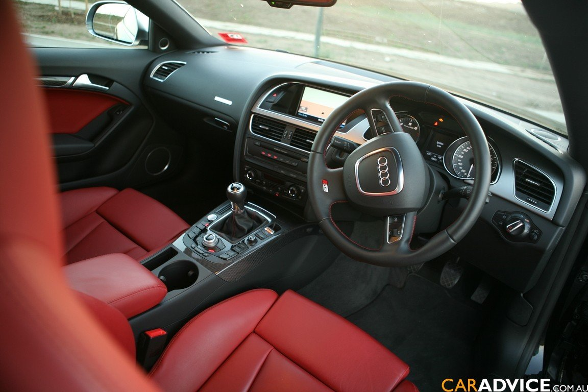 S5 Red interior too red? - Audi A5 Forum & Audi S5 Forum