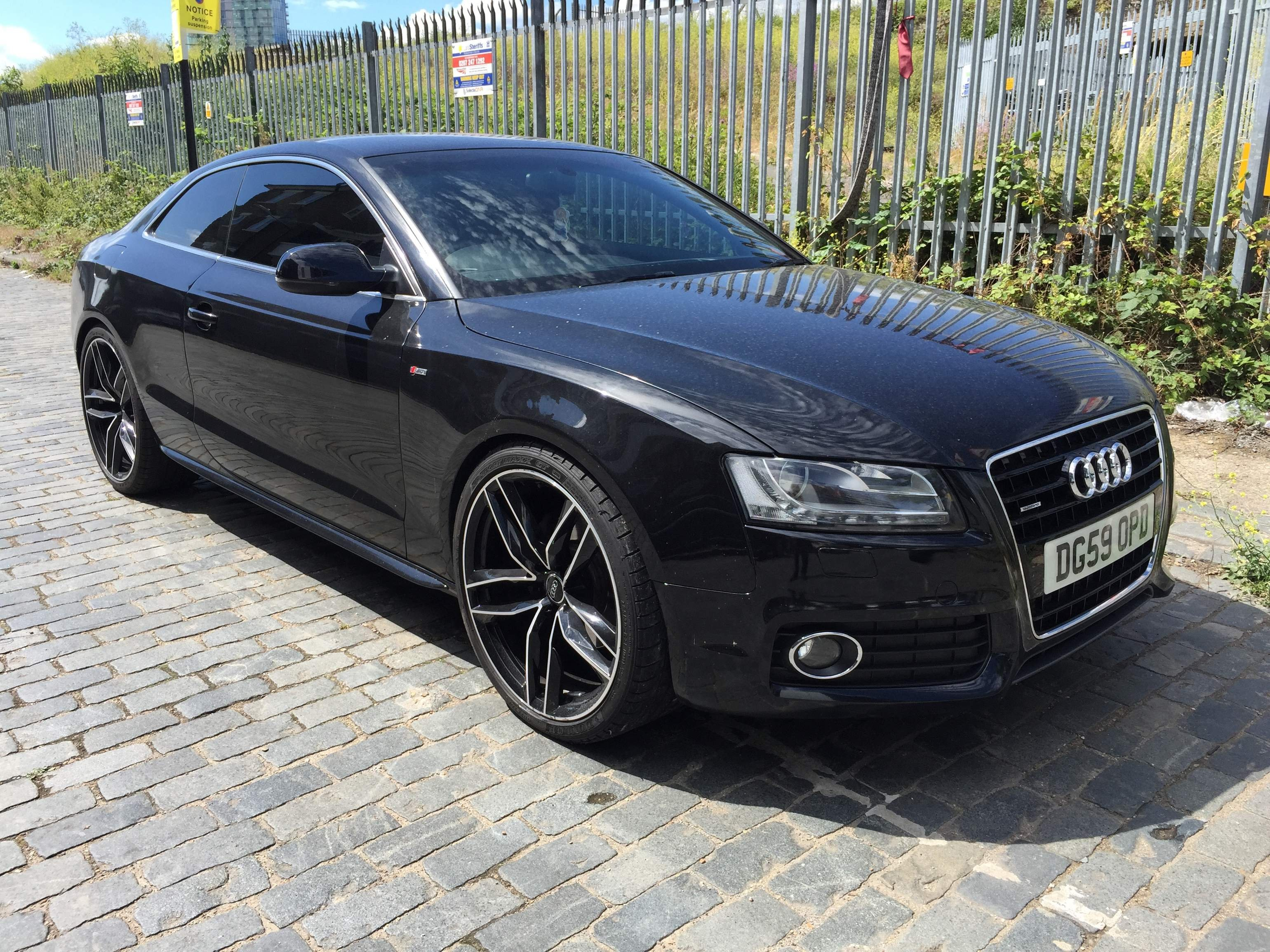 Facelifting My 2009 Audi A5 Coupe 3 0 Adding 21 Rs6 Alloys Rs5 Bootlid Audi A5 Forum Audi S5 Forum