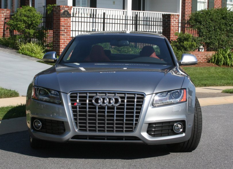 S Custom Stainless Mesh Grille Audi A Forum Audi S Forum - Audi s5 custom
