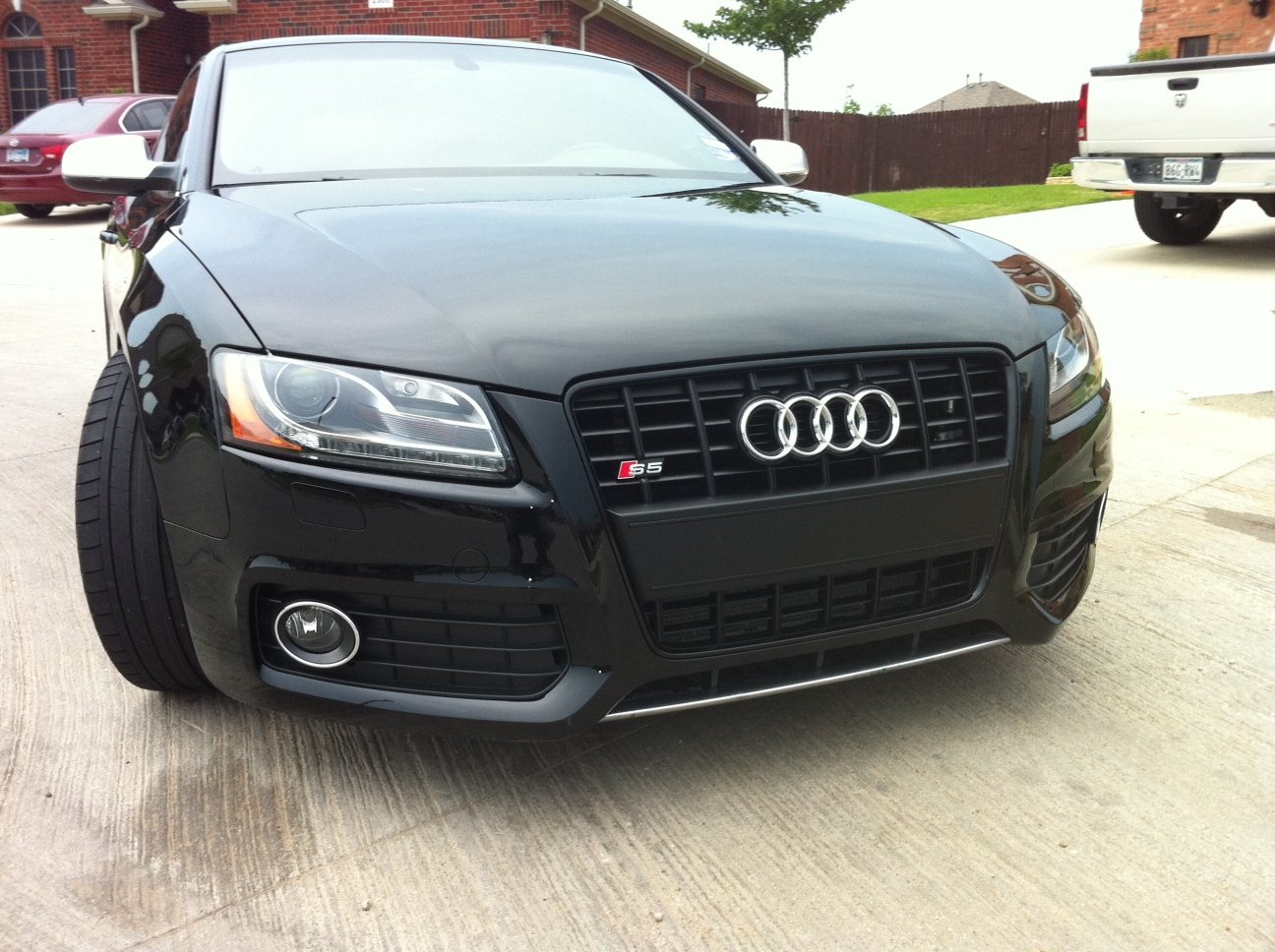 RS5 Grille.... Gun Metal or Black on Black S5? - Audi A5 Forum ... on 2010 acura tsx grill, 2010 dodge challenger grill, 2010 ford edge grill, 2010 acura mdx grill, 2010 ford mustang grill, 2010 cadillac cts grill, 2010 toyota camry grill, 2010 nissan murano grill, 2010 honda insight grill, 2010 gmc terrain grill, 2010 chrysler 300 grill,
