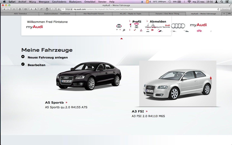 My Audi Com Idée Dimage De Voiture - My audi com