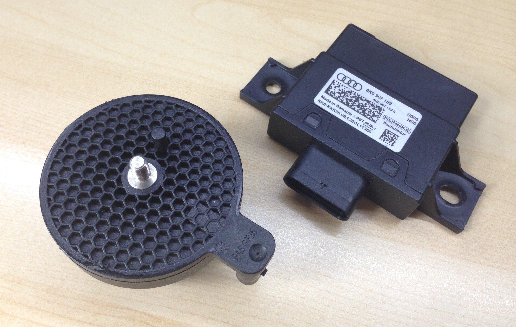 Mk7 Golf Sound Aktuator Retrofit
