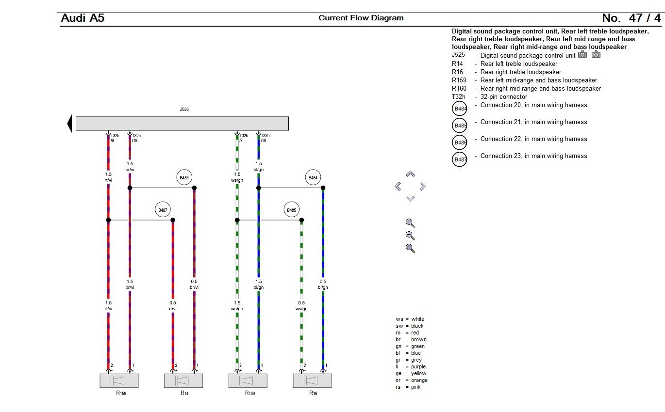 Concert Amp And Speakers Wires Audi A5 Forum S5 System Diagram Page 3 Car Audio Diymobileaudiocom Stereo Click Image For Larger Version Name Standard Radio 2 Views 599 Size