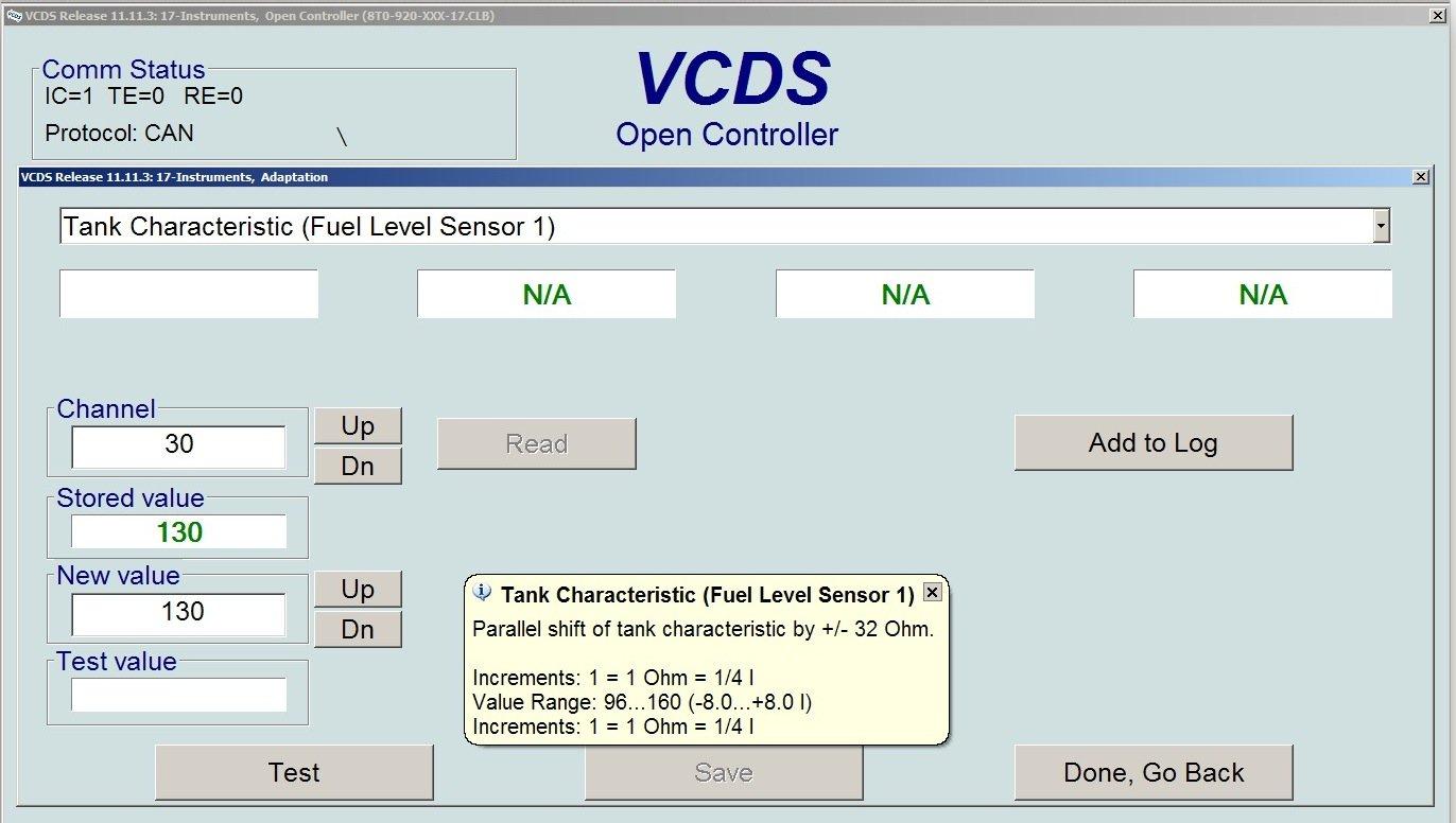 Complete Vcds Vagcom Mod List Audi A5 Forum Audi S5 Forum