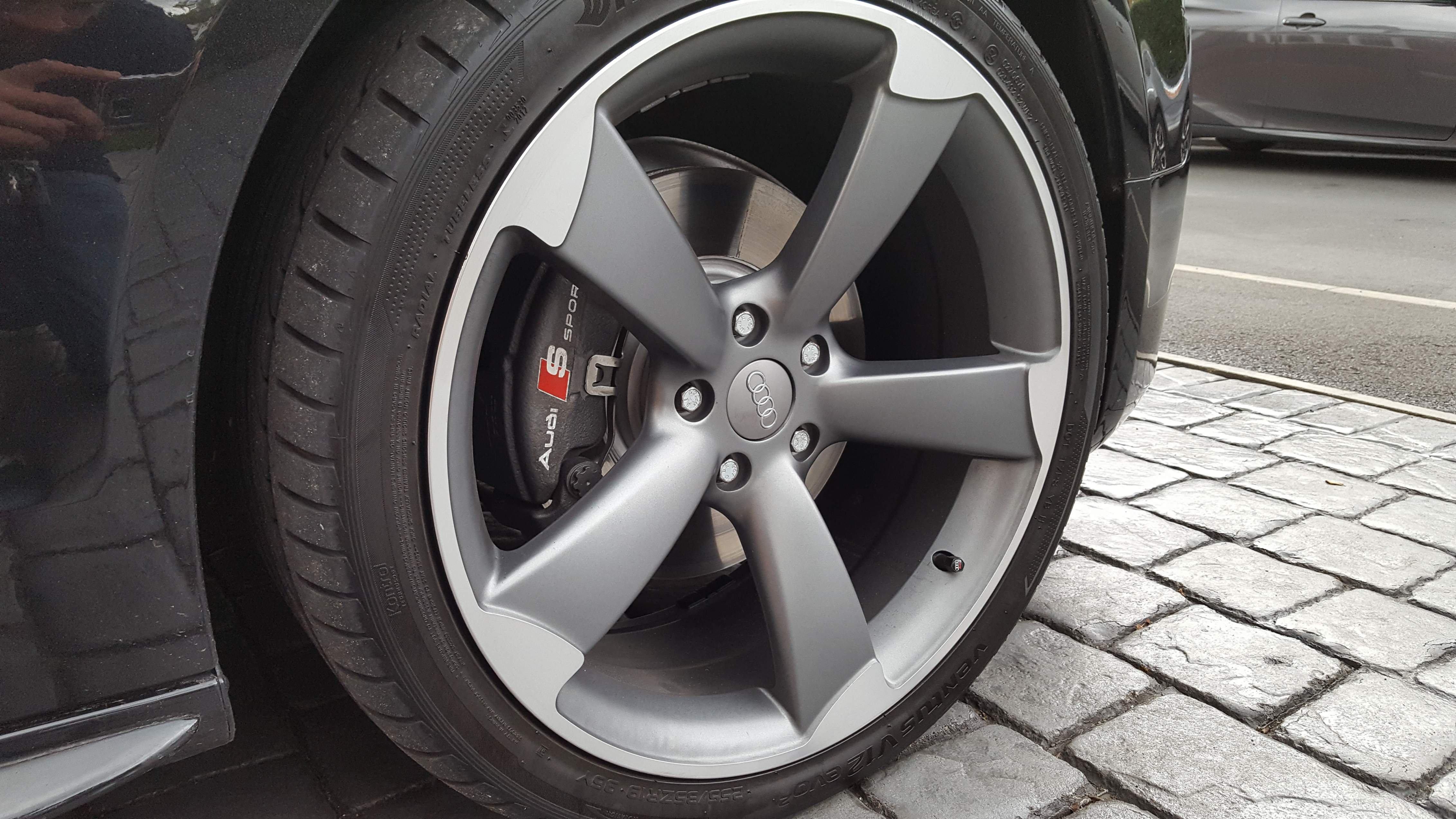 Brake Caliper What Colour Audi A5 Forum Audi S5 Forum