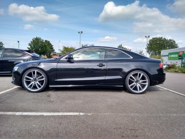 Showcase cover image for carlitos66's 2009 Audi A5 3.0tdi V6 Sport Coupe