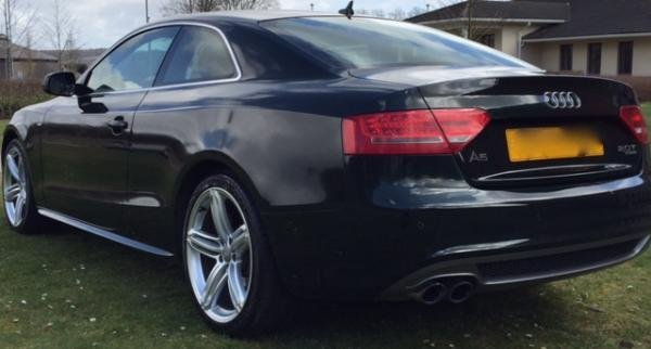 Showcase cover image for Paul9616's 2009 Audi A5 S-Line Quattro 2.0T