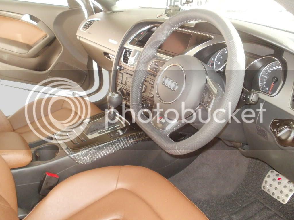 My interior mod path | Audi A5 Forum & Audi S5 Forum