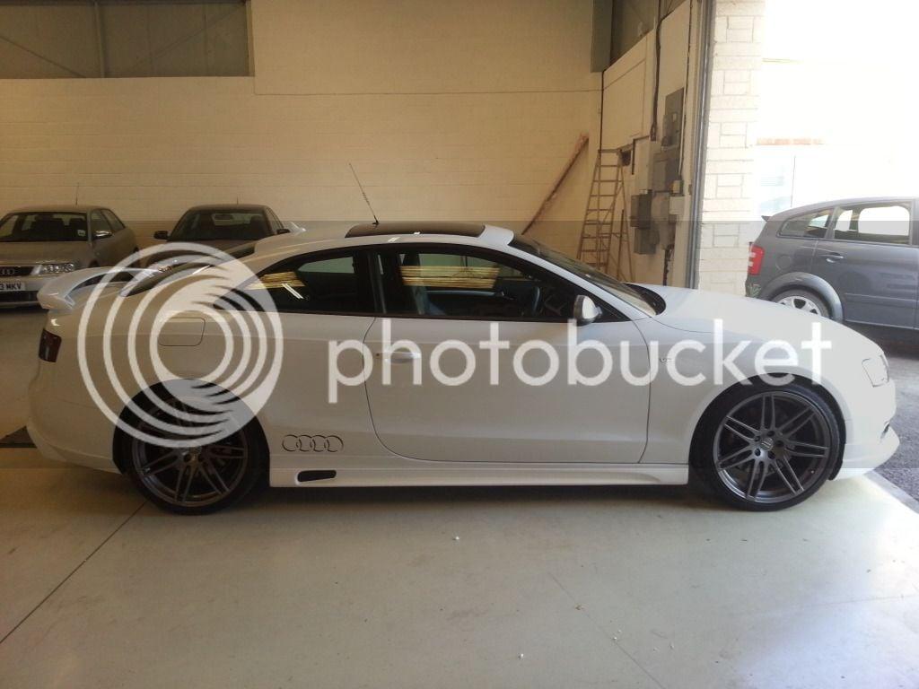PES M112 supercharger Kit on it's way! | Audi A5 Forum & Audi S5 Forum
