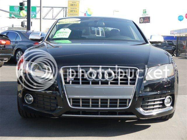 Front Grill Damage | Audi A5 Forum & Audi S5 Forum