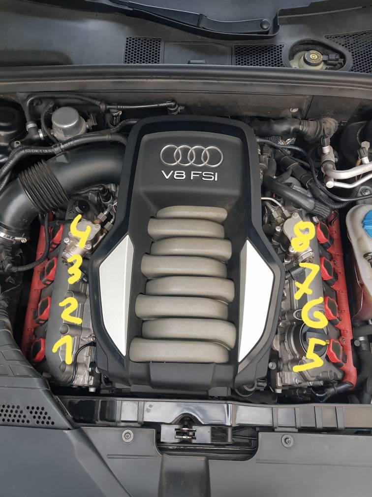 S5 4 2L V8 Cylinder Numbering | Audi A5 Forum & Audi S5 Forum