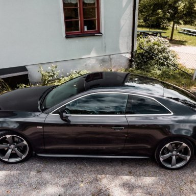Fault codes, lights and limp mode after high speed | Audi A5