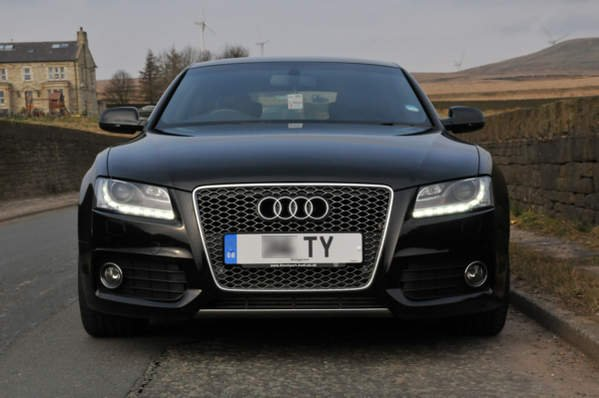 Ty Albums Ty S Album Picture A Sportback Rs Grill