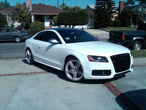 Audi A5 Forum & Audi S5 Forum - S5's Album: 2010 Audi S5 Matte ... Black Tinted Audi A on honda accord tinted, audi s5 tinted, audi a3 tinted, nissan altima tinted, jeep grand cherokee tinted, audi a4 avant tinted,