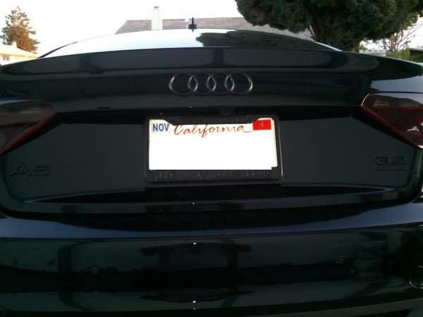 Chrome Wrap Audi A5 Forum Amp Audi S5 Forum