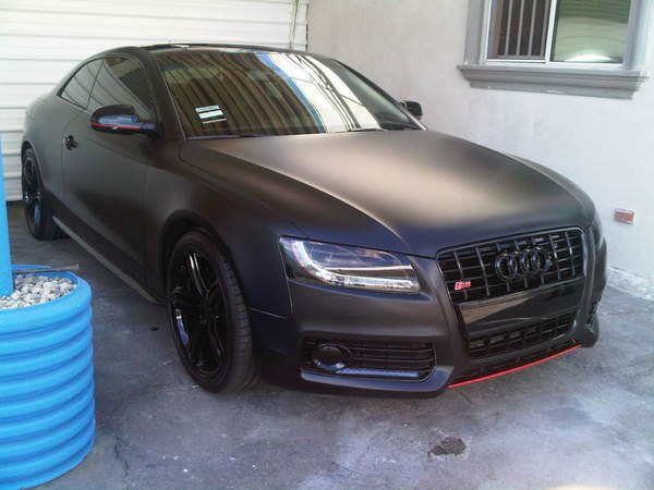 2010 audi s5 matte wrapped audi a5 forum audi s5 forum. Black Bedroom Furniture Sets. Home Design Ideas