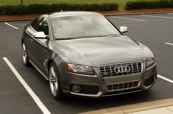 New Member W Monsoon Gray S Audi A Forum Audi S Forum - Audi forums