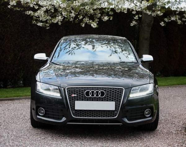 another rs5 grill installed page 2 audi a5 forum. Black Bedroom Furniture Sets. Home Design Ideas